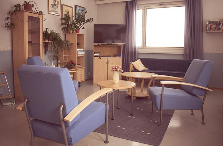 Asuntokoti Hermanni tuottaa asumispalvelut syrjäytymisuhan alla oleville päihdeongelmaisille.